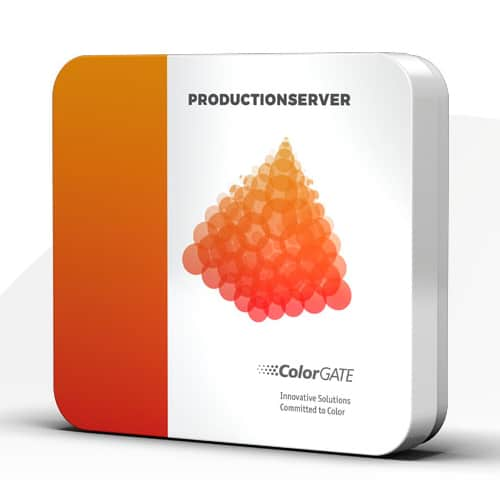 ColorGATE Productionserver 21