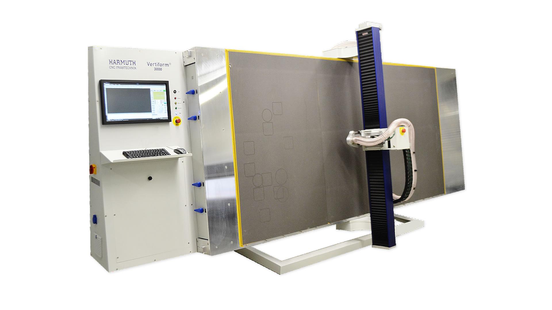 Harmuth CNC - F-Serie Vertikal