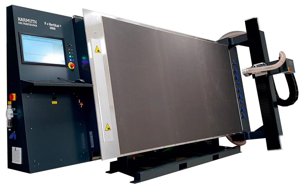 Harmuth CNC - F+Serie Vertikal