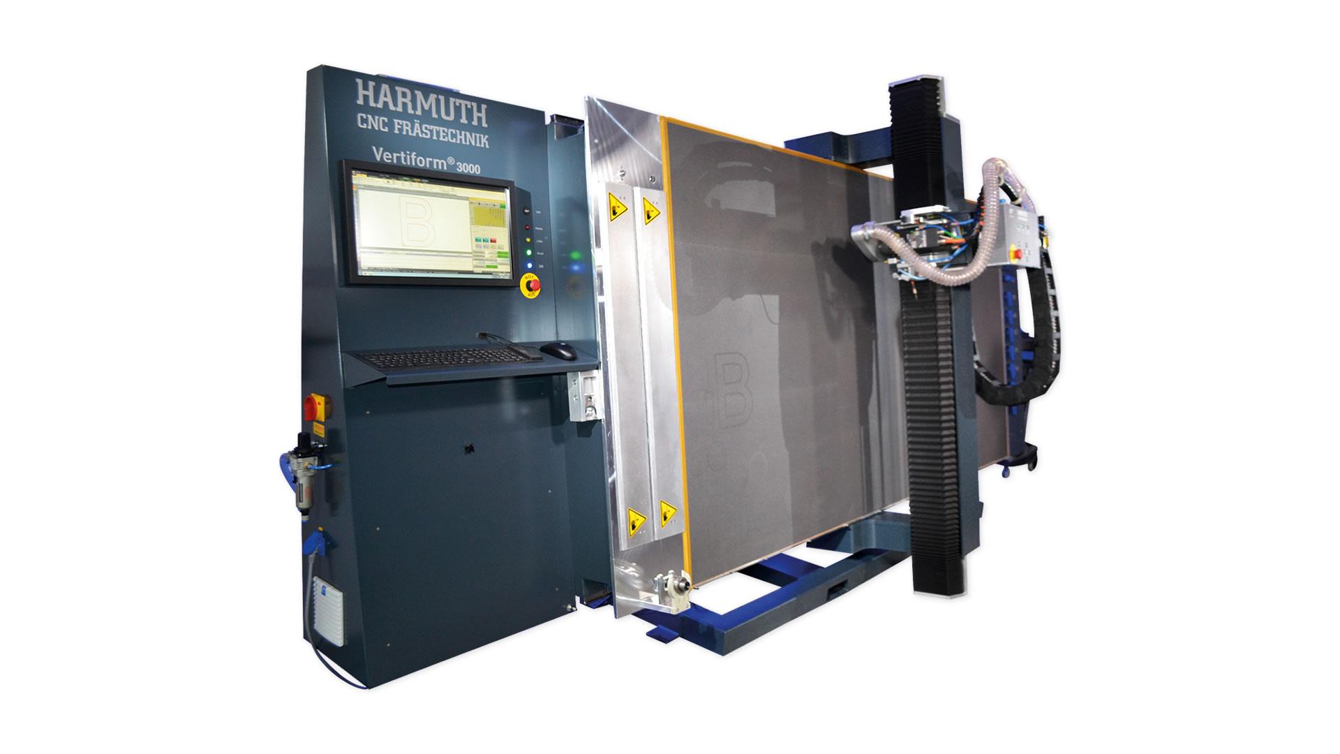 Harmuth CNC - Vertiform
